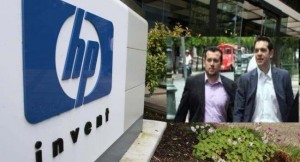 Νew deal Tsipras - Hewlett-Packard